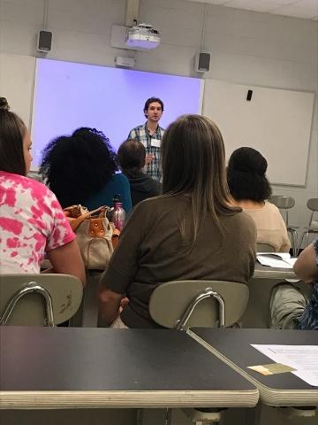 Ben Riley AERO Conference Presentation