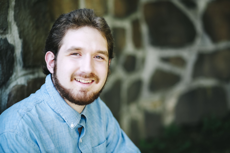 Ben Riley headshot