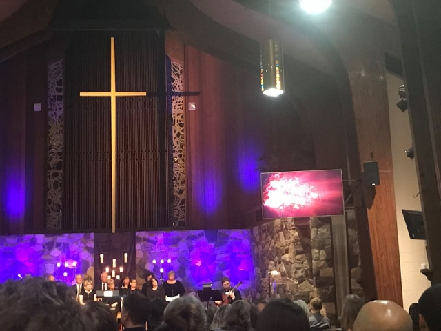 Ben Riley at Montvale Evangelical Free Church