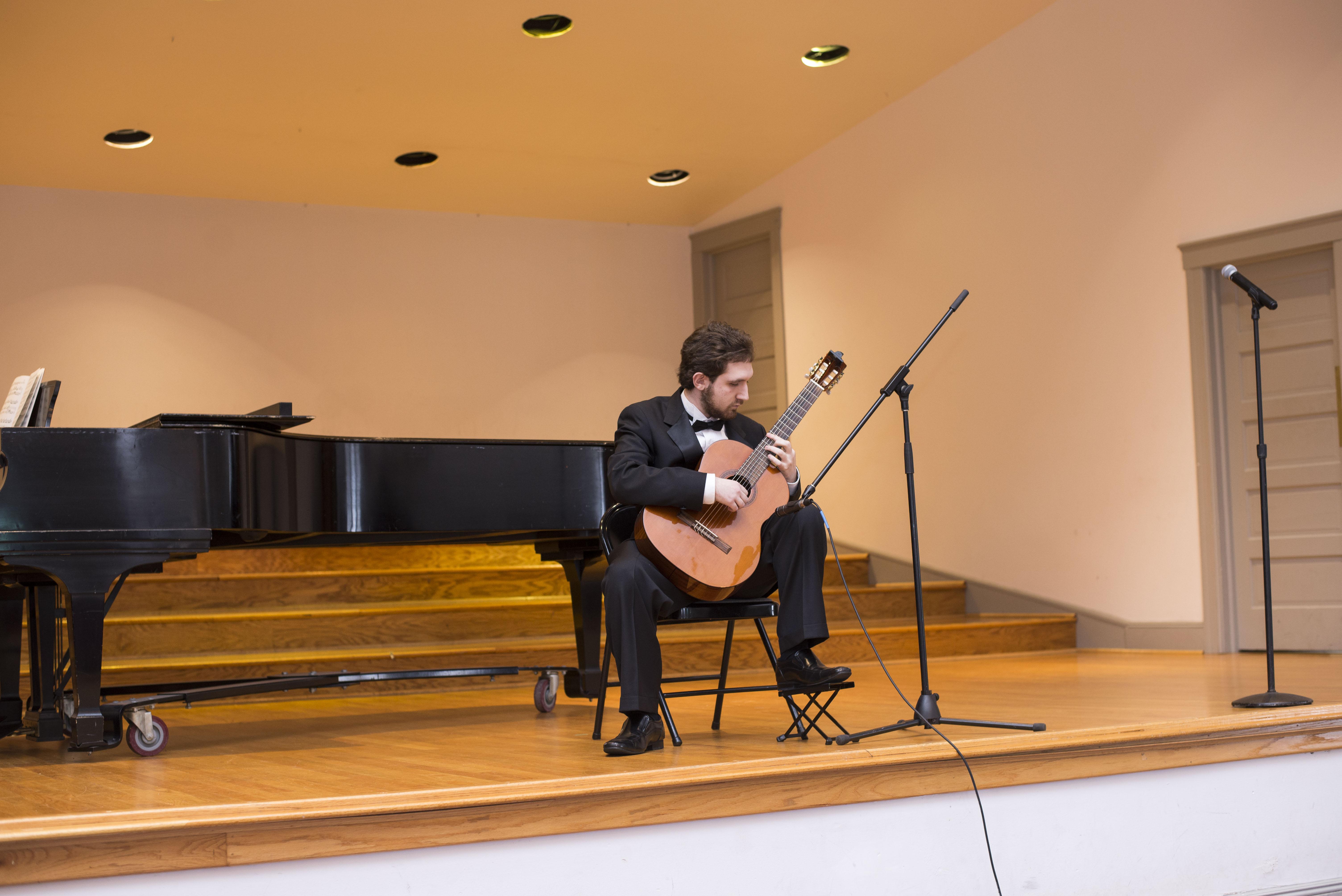 Ben Riley Classical Recital