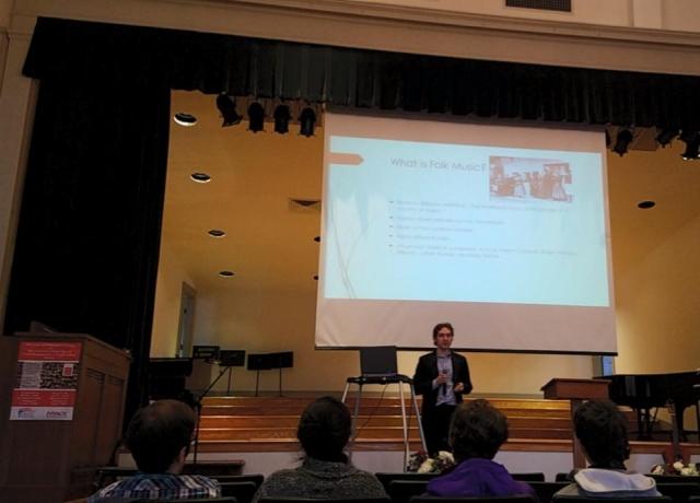 Nyack College Scholars Symposium Presentation